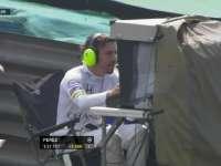 F1巴西站FP2:阿隆索实拍赛道状况