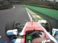F1巴西站排位赛Q1:维尔莱茵好挣扎
