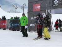 EDGE极限世界之旅 自由式滑雪大赛精彩录播