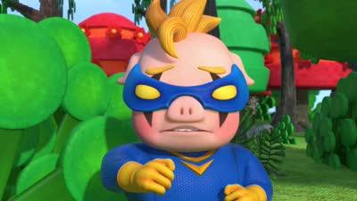 猪猪侠之拼装特工队09 澳大利亚的拳击手
