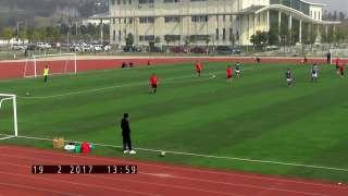 飞龙VS铁鹰 第一届高新区足球联赛