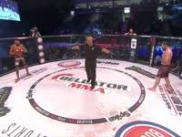 Bellator勇士格斗赛173 麦吉里vs麦克德莫特