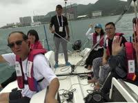 跟我出海吧!玩转环海南帆船赛体验营