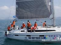 海帆赛真好玩-万宁号中帆航海队