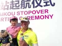 专访海狼号领队赵洪:海帆赛组织工作非常棒 希望和海帆赛一起成长