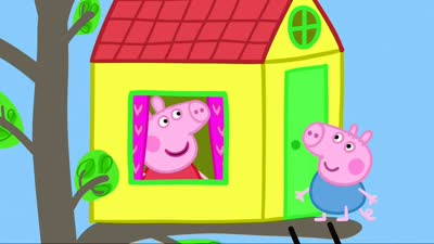 Peppa Pig 1_37 The Tree House