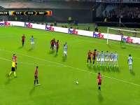(粤语)欧联-一众红魔错失良机 但有拉师傅一锤定音 曼联客场1-0塞尔塔