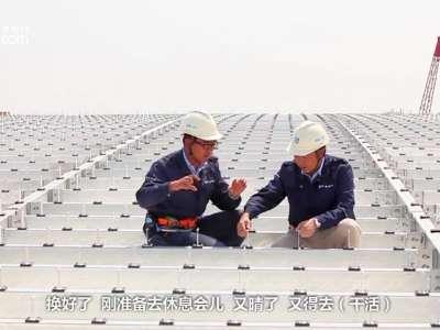 [视频]港珠澳大桥建设者胡从柱:通车后我想去香港看一看