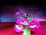 【英池舞蹈】2017.8.31孝感人民广场英池舞蹈伍洛校区舞蹈基础班学员展示《荷塘月色》