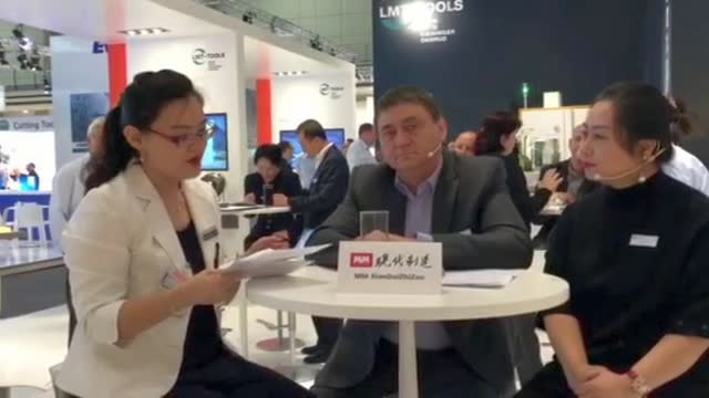 EMO2017:蓝帜采访视频1