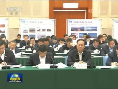 [视频]张高丽在安徽调研推动长江经济带发展工作