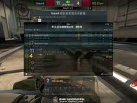 CS:GO New4 vs HG.Clan 第一局