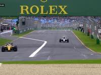 F1澳大利亚站一练 围场新军雷诺哈斯首次登场