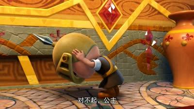 猪猪侠11之光明守卫者(上部) 第07集 失窃!水晶鞋