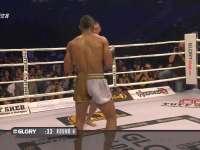 荣耀格斗Glory30第五场 雅格比VS马库斯