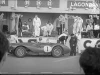 赛车史上最黑暗的时刻:1955年勒芒24小时耐力赛