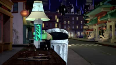 忍者龟 第二季07