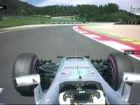 F1奥地利站FP2:让车不成反坑汉密尔顿