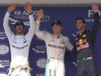 F1匈牙利站排位赛赛后合影