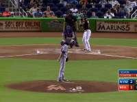 MLB常规赛 纽约大都会vs迈阿密马林鱼 全场录播(英文)
