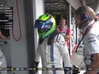 北鼻不哭 F1德国站正赛:马萨检查赛车