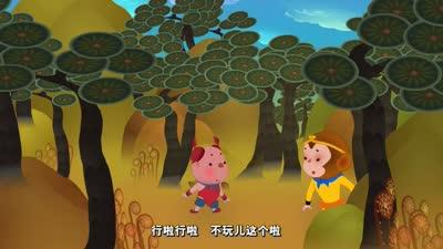 西游记的故事33喷火的红孩儿第2集