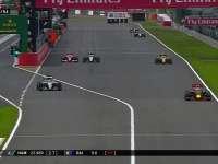 F1日本站正赛:汉密尔顿成功undercut莱科宁