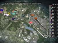 F1日本站正赛 全场回顾(GPS)