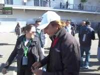 F1墨西哥站FP3:前世界冠军菲提帕尔蒂现身赛场