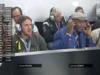 F1墨西哥站FP3:普约尔也来到了现场观战