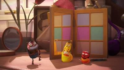 爆笑虫子 第二季11 化妆