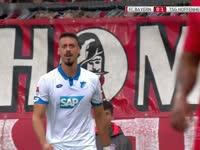 拜仁慕尼黑vs霍芬海姆(上)