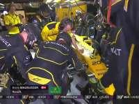 F1阿布扎比站正赛:博塔斯退赛被TR骗回站