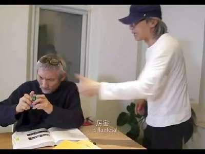 """[视频]《西游伏妖篇》曝打斗版预告 周星驰""""对垒""""徐克"""
