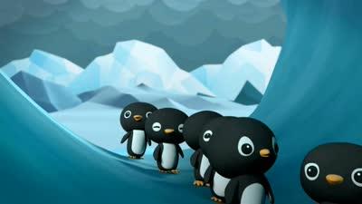 海底小纵队第四季特别篇02海底小纵队与冰天雪地大行动
