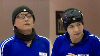 刘烨黄晓明大露背秀身材
