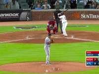 MLB2017赛季常规赛 国民vs勇士 英语全场录播
