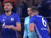 欧联-伯格施塔勒传射 沙尔克加时3-2总比分3-4出局