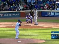 MLB2017赛季常规赛 扬基vs小熊 英文全场录播