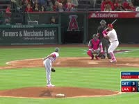 MLB2017赛季常规赛 底特律老虎VS洛杉矶天使 中文全场录播