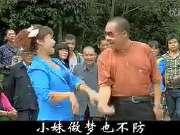 云南山歌对唱:《和尚讨着小尼姑》超好听!