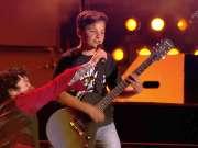 Green Day主唱邀请11岁男孩合作 - 2017荷兰Pinkpop音乐节