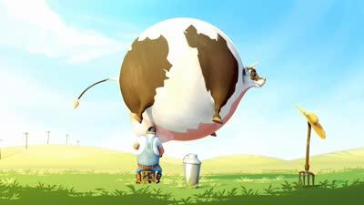 肥版国家地理 农场