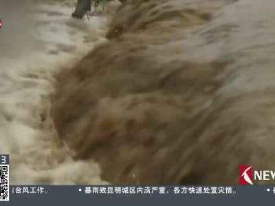 [视频]吉林永吉:灾后七天再降暴雨 受灾严重