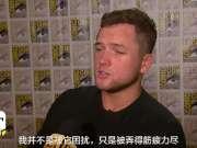 为了续集死而复生,《王牌特工2》主创采访曝光了太多秘密!