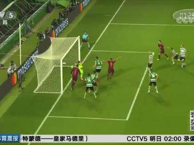 [视频]巴萨变脸!8连胜仅失2球 连续5场射门少于对手
