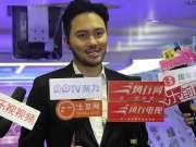 张智霖助阵ICQ全球星品发布 自称有责任让太太开心