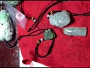 小林翡翠原石赌石400至4000的翡翠从原石到成品的蜕变