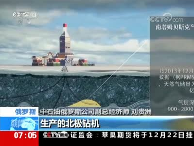 [视频]中国制造打造北极新名片