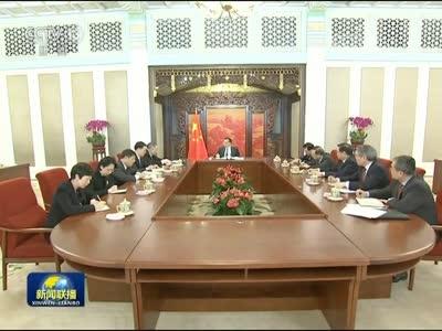 [视频]李克强分别会见来京述职的林郑月娥和崔世安